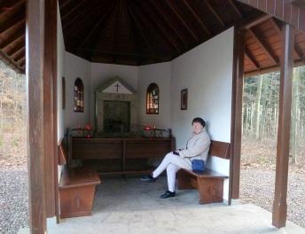 In einer kleinen Kapelle 17.12.2013