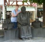 Brunnen in Linz
