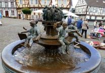 Brunnen von Linz