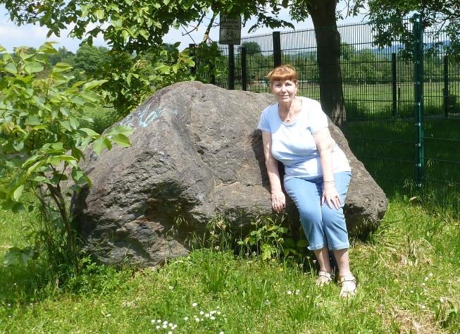 Auch aus Steinen die einen im Leben in den Weg gelegt wurden habe ich mir ein Haus gebaut.