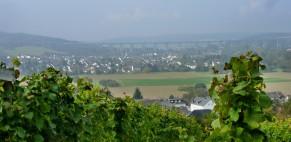 Luhrsdorf und die Brücke von Bad-Neuenahr