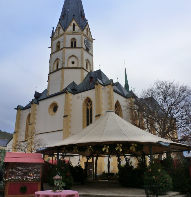 Kirche von Ahrweiler