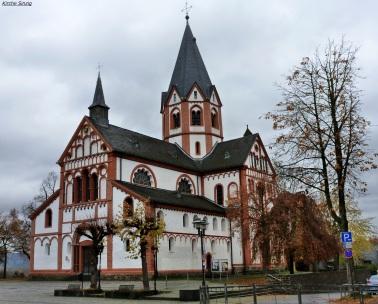 Kirche in Sinzig.