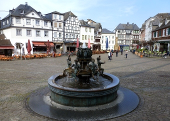 Linz Innenstadt.